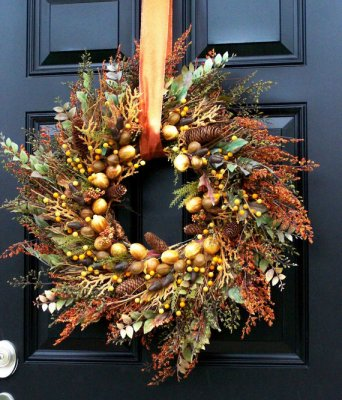Autumns Wreath Fragrance Oil